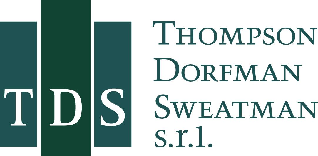 Thompson Dorfman logo FR